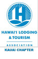 Hawaii Lodging & Tourism logo